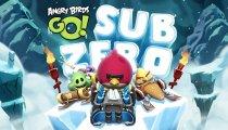 Angry Birds Go! - Video di gameplay dei livelli Sub Zero