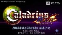 Caladrius Blaze - Trailer della versione PlayStation 3