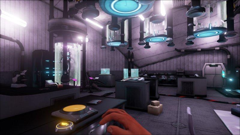 Un'avventura in VR