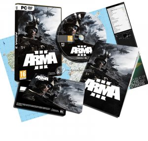 ArmA III per PC Windows