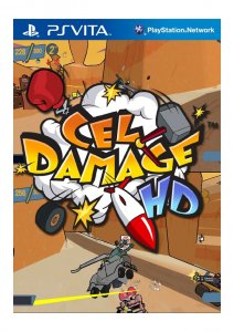 Cel Damage HD per PlayStation Vita