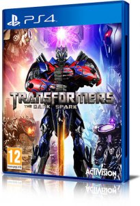Transformers: The Dark Spark per PlayStation 4
