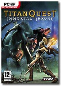 Titan Quest: Immortal Throne per PC Windows