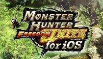 Monster Hunter Freedom Unite - Trailer della versione iOS E3 2014