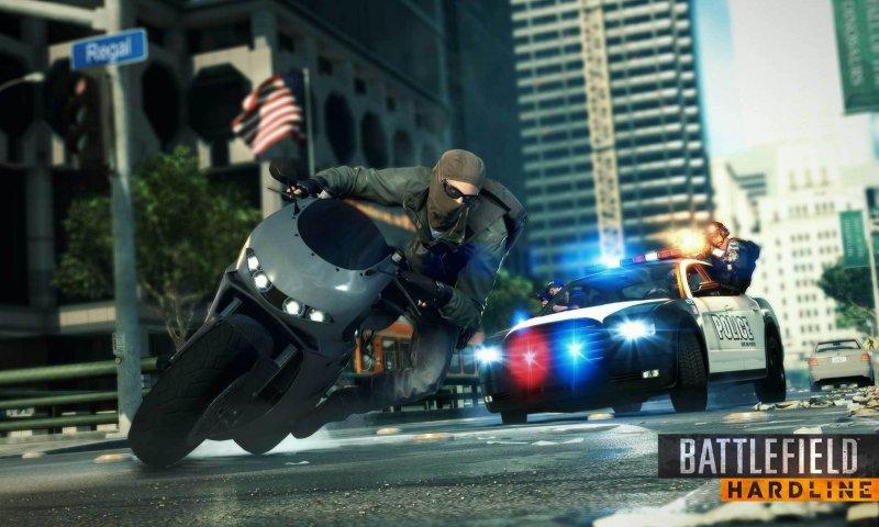Battlefield Hardline è stato rimandato al 2015