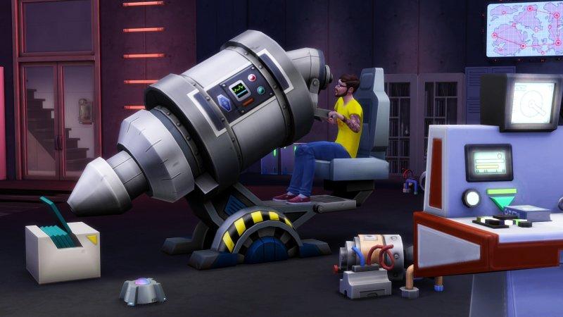 Le emozioni di The Sims 4