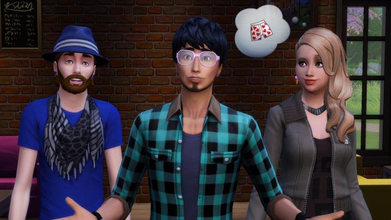 The Sims e l'abbandono dei generi (di sesso)