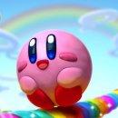 Uno spot pubblicitario per Kirby e il Pennello Arcobaleno