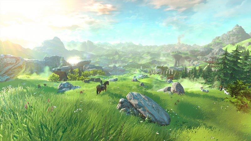 Due demo per un totale di 90 minuti di gioco per The Legend of Zelda all'E3 2016?
