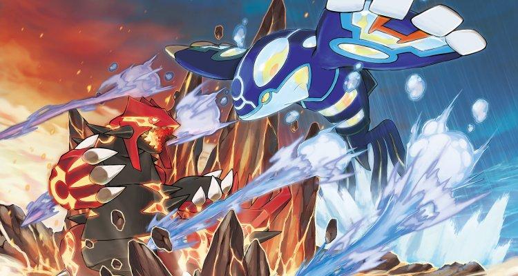 E3 2014 - Pokémon Rubino Omega e Pokémon Zaffiro Alpha usciranno il 28 novembre