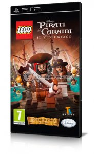 LEGO Pirati dei Caraibi per PlayStation Portable