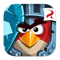 Angry Birds Epic per iPhone