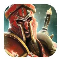 Godfire: Rise of Prometheus per iPad