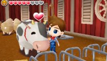 Harvest Moon 3D: The Lost Valley - Il primo trailer di gameplay