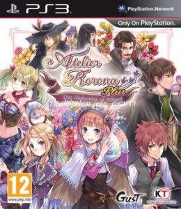 Atelier Rorona Plus: The Alchemist Of Arland per PlayStation 3