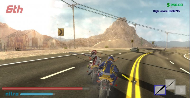 Road Redemption ha una data d'uscita precisa