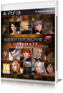 Dead or Alive 5 Ultimate per PlayStation 3