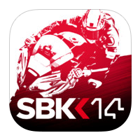 SBK14 Official Mobile Game per iPad