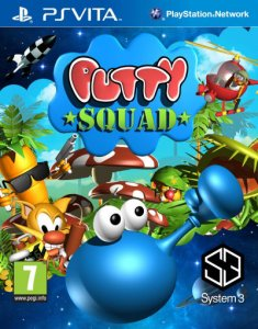 Putty Squad per PlayStation Vita