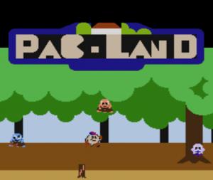 Pac-Land per Nintendo Wii U