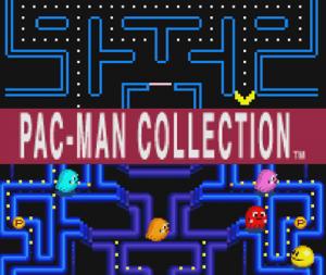 Pac-Man Collection per Nintendo Wii U