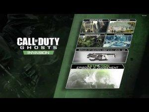 Call of Duty: Ghosts – Invasion per Nintendo Wii U