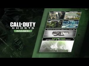 Call of Duty: Ghosts – Invasion per PlayStation 3