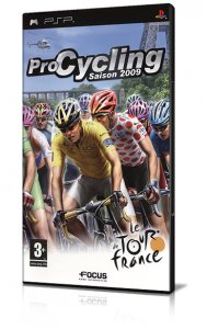 Pro Cycling Manager - Tour De France 2009 per PlayStation Portable