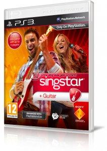Singstar Guitar per PlayStation 3