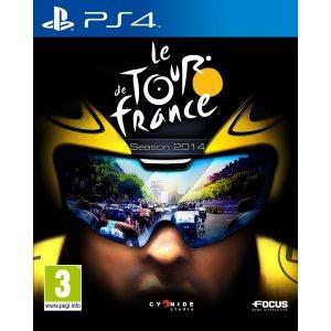 Le Tour de France 2014 per PlayStation 4