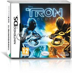 Tron: Evolution per Nintendo DS