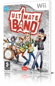 Ultimate Band per Nintendo Wii