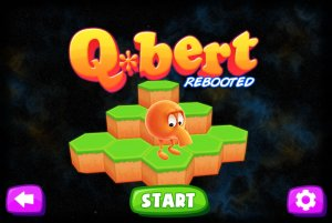 Q*bert per PC Windows