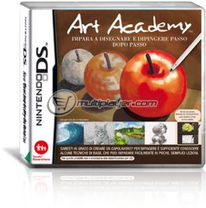 Art Academy: Impara a disegnare e dipingere passo dopo passo per Nintendo DS