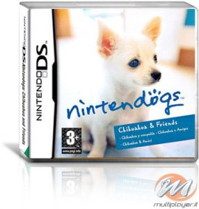 Nintendogs: Chihuahua and Friends per Nintendo DS