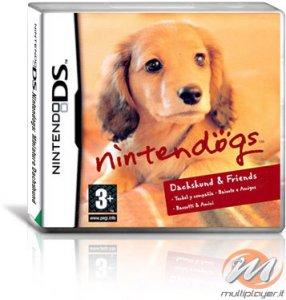 Nintendogs: Dachshund and Friends per Nintendo DS