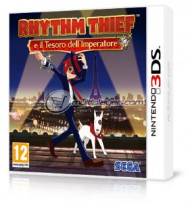 Rhythm Thief e il Tesoro dell'Imperatore per Nintendo 3DS