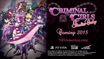 Criminal Girls: Invite Only - Trailer di presentazione