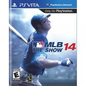 MLB 14: The Show per PlayStation Vita