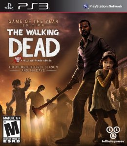 The Walking Dead - Game of the Year Edition per PlayStation 3