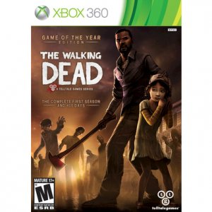 The Walking Dead - Game of the Year Edition per Xbox 360