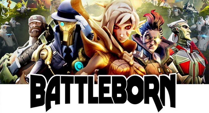 Battleborn non è un MOBA, avrà una campagna con una storia curata