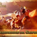 Disponibile l'espansione La Maledizione del Grifone per Might & Magic: Duel of Champions
