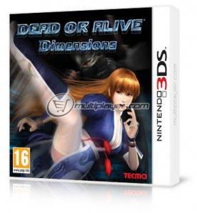 Dead or Alive: Dimensions per Nintendo 3DS