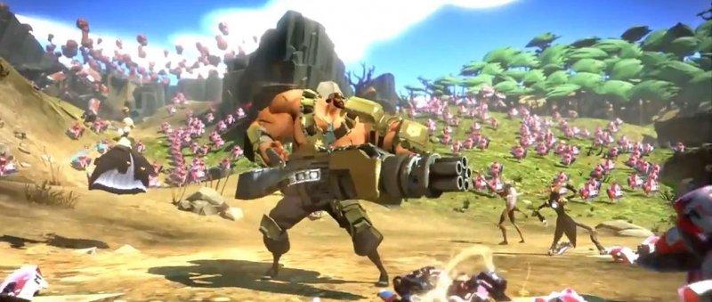 Disponibile la prima espansione sulla storia di Battleborn, insieme a un DLC multiplayer gratuito