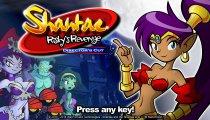 Shantae: Risky's Revenge Director's Cut - Trailer di lancio