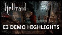 Hellraid - Il video con i commenti alla demo dell'E3