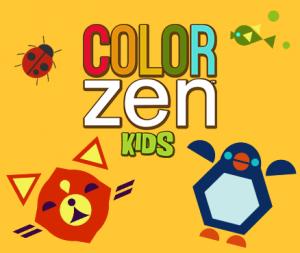 Color Zen Kids per Nintendo 3DS