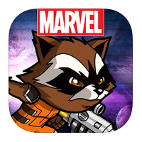 Guardians of the Galaxy: The Universal Weapon per iPhone