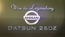 GT Racing 2: The Real Car Experience - Trailer della Nissan Datsun 260z